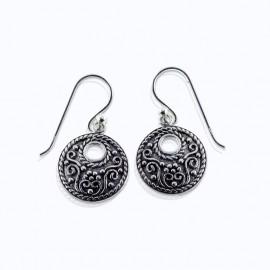 Earrings, celtic