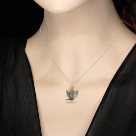 Necklace Pendant, owl