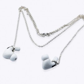 Airpod Anti-Loss 18 inches unisex Necklace Chain (with changable pendants).
