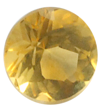 Citrine glass